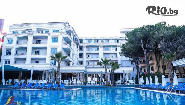 Хотел Fafa Premium 4*, Албания #1