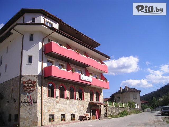 Семеен хотел Белона Галерия снимка №1