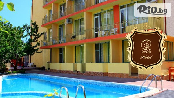 Слънчев бряг, Хотел Риор 3* #1