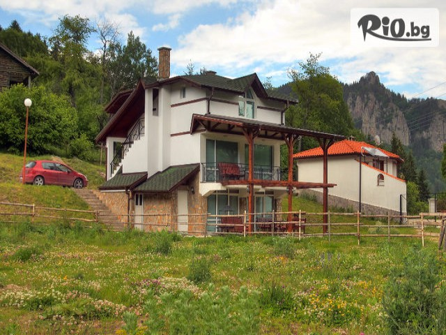 Къща за гости Алпин Галерия #4