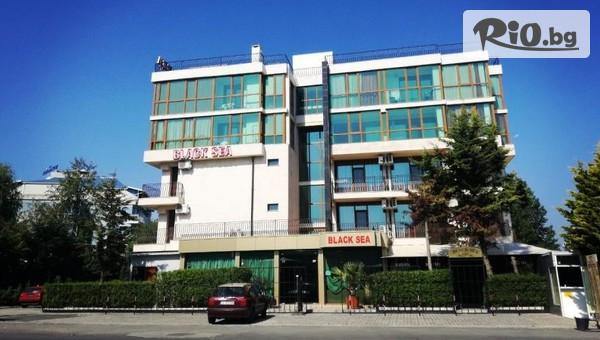 Хотел Блек Сий, Слънчев бряг #1