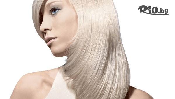 Терапия за коса, прав сешоар #1