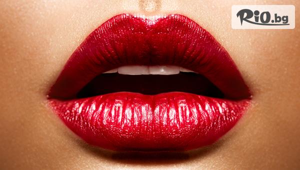 Хиалуронова киселина за попълване на бръчки и устни от 15лв