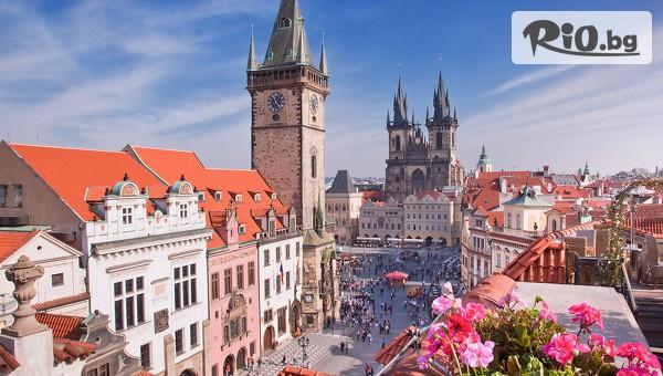 Прага, Виена и Будапеща #1