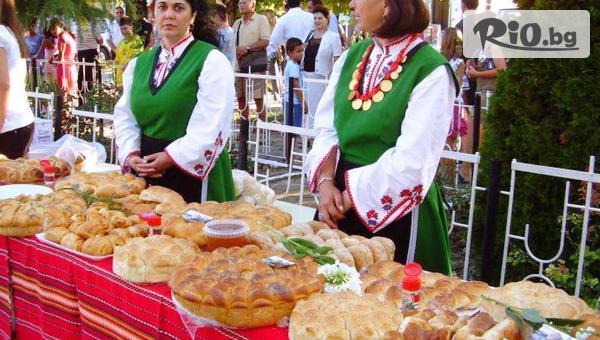 Фестивала на баницата в Сърбия #1