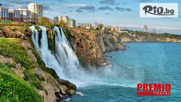 До Ликийското крайбрежие и Анталия #1