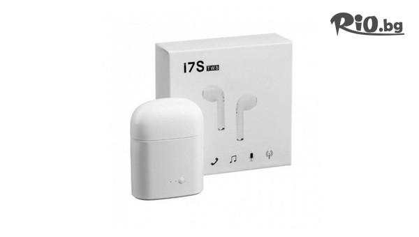 Bluetooth слушалки TWS I7S #1