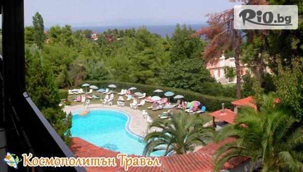 Kassandra bay hotel, Халкидики #1