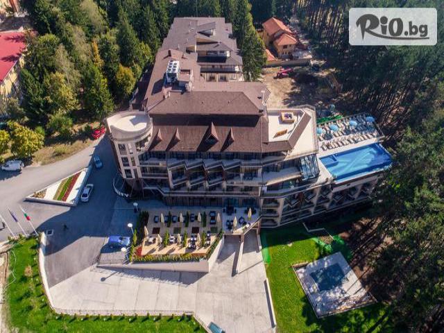 Хотел Инфинити Парк и СПА Галерия снимка №3