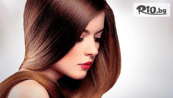 Ламиниране на коса #1