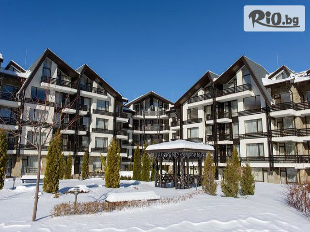 Хотел Aspen Resort 3* Галерия снимка №1