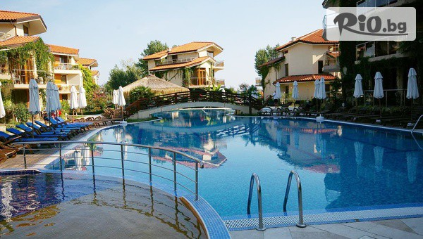 Laguna Beach Resort &SPA 4*, Созопол #1