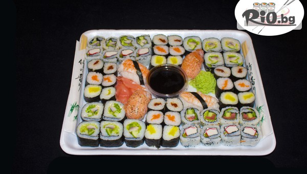 Суши сет по избор #1