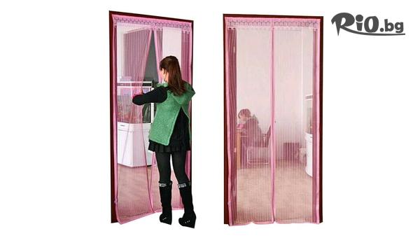 Комарник за врата #1