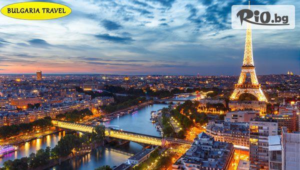 Париж, Страсбург, Прага #1