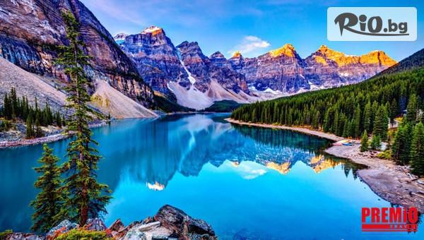 Екскурзия до Канада и Аляска #1