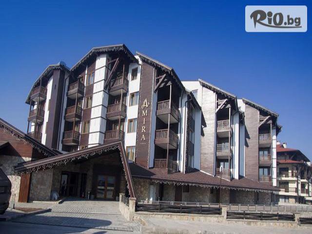 Хотел Амира Галерия снимка №1