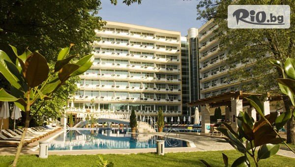 Гранд Хотел Оазис 3*, Слънчев бряг #1