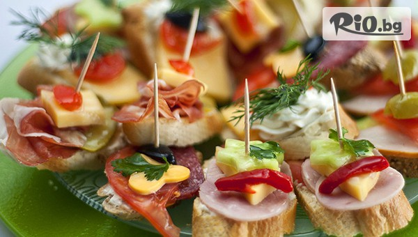 Мини сандвичи и парти кюфтенца #1
