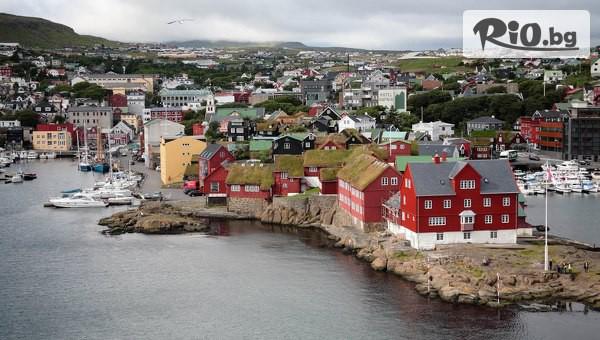 Круиз до Исландия, Норвегия #1
