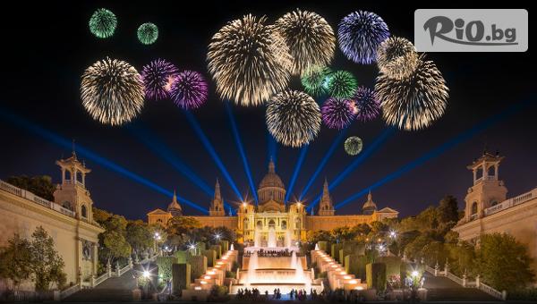 Нова година в Барселона #1