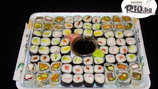 Суши сет от 60, 76 или 80 хапки #1