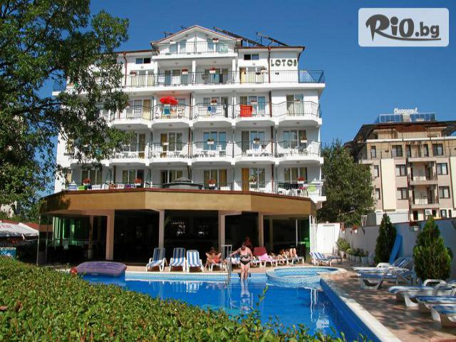 Хотел Лотос Галерия #1