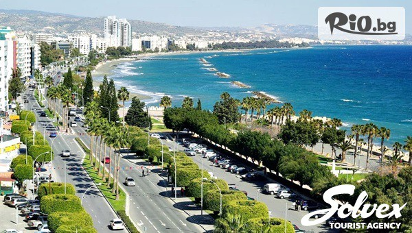 Kapetanios Hotel 3*, Кипър #1