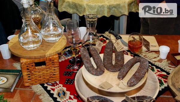 Пеглана колбасица в Пирот #1