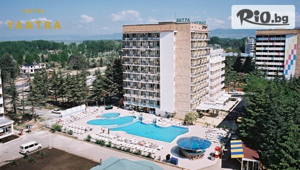 Слънчев бряг, Хотел Янтра 3* #1