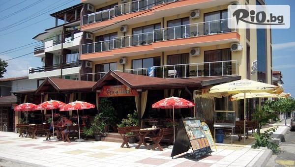 Семеен хотел Русалка 3*, Китен #1