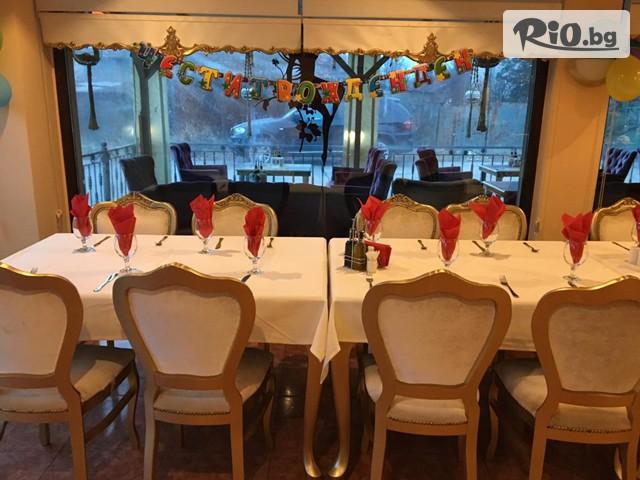 Ресторант Рай Галерия #4