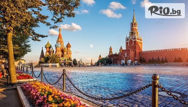 Екскурзия до Санкт Петербург и Москава #1