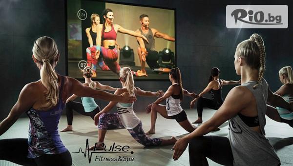 Pulse Fitness &Spa #1