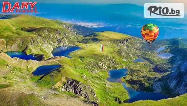 Седемте рилски езера и Рилския манастир #1