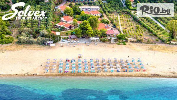 Хотел Across Coral Blue 3*, Халкидики #1