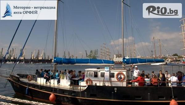 Моторно-ветроходна яхта Орфей - thumb 1