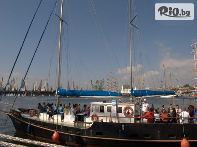 Моторно-ветроходна яхта Орфей  Галерия #2