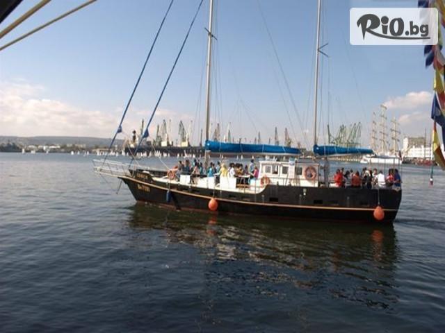 Моторно-ветроходна яхта Орфей  Галерия #3
