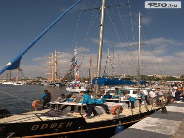 Моторно-ветроходна яхта Орфей  Галерия #4