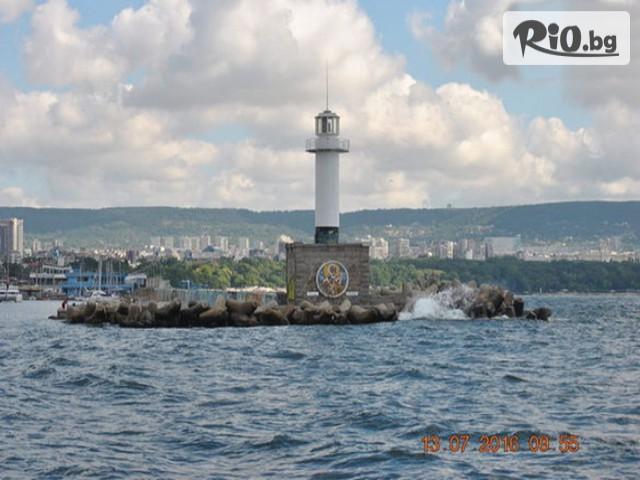 Моторно-ветроходна яхта Орфей  Галерия #6