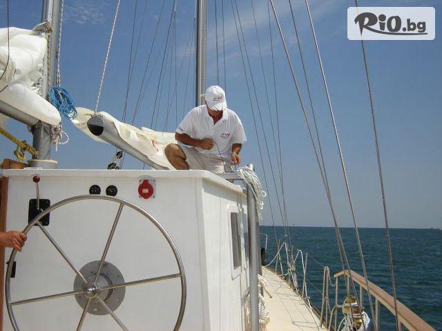 Моторно-ветроходна яхта Орфей  Галерия #8