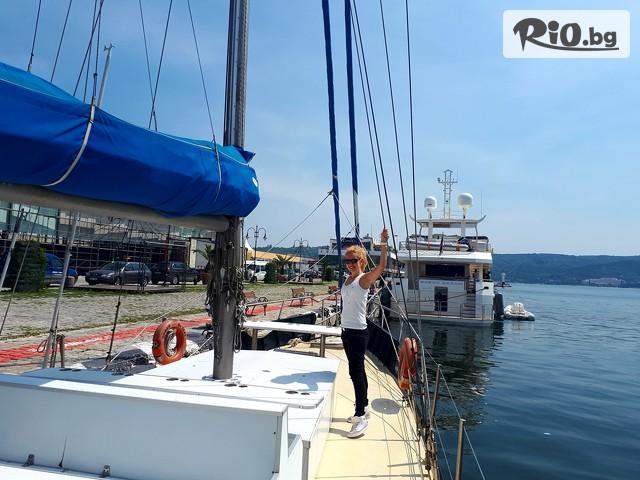 Моторно-ветроходна яхта Орфей  Галерия #10