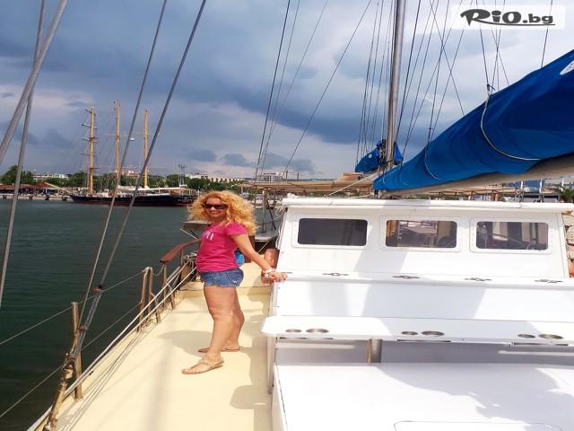 Моторно-ветроходна яхта Орфей  Галерия #12