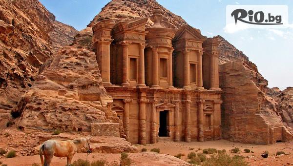 Нова година в Йордания #1