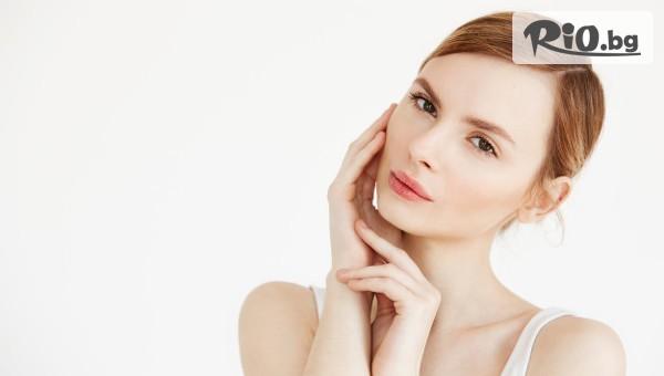 Медицинско почистване на лице и шия #1