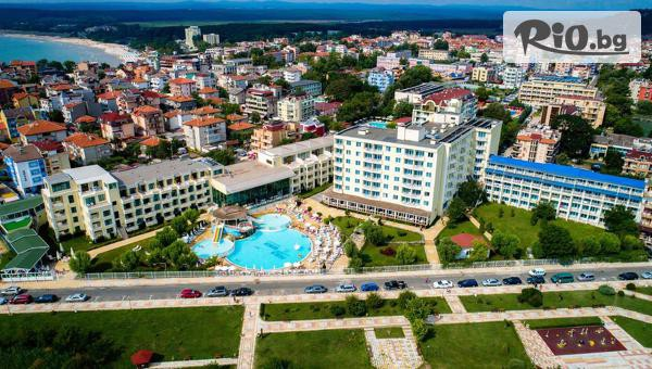 Хотел Перла Бийч Лъкшъри 5*, Приморско #1