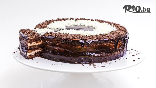 Торта Шоколешник #1