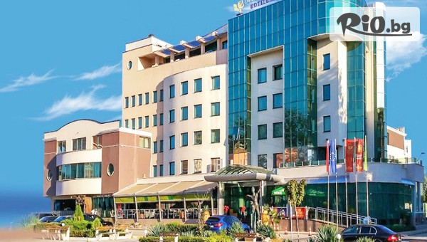 Diplomat Plaza Hotel 4* #1