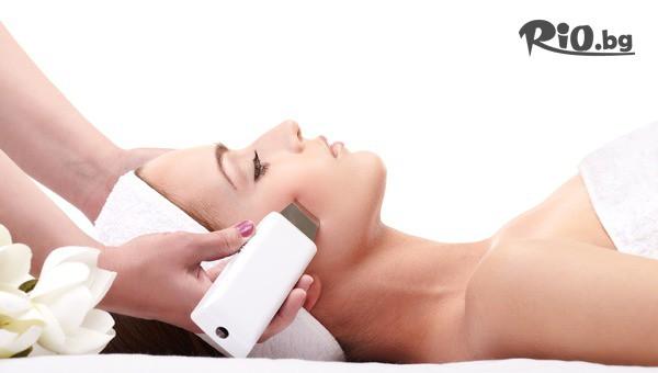 Почистване на лице с ултразвук #1